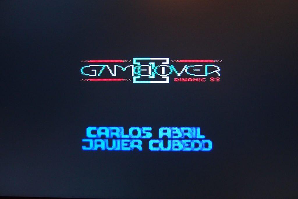 Spectrum ZX Vega - Game Over