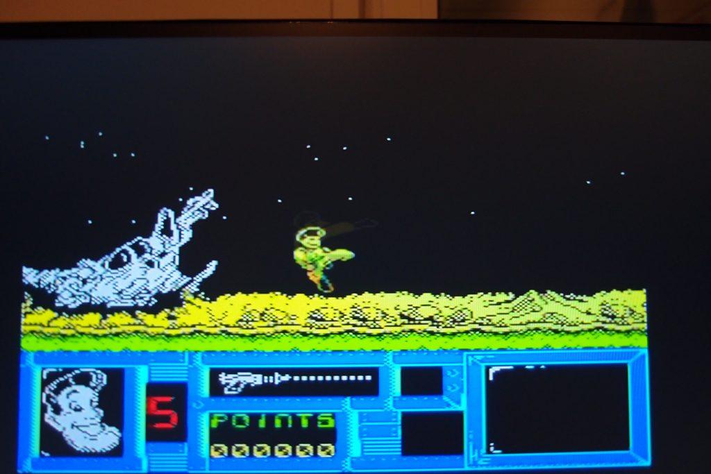 Videojuego Spectrum ZX Vega